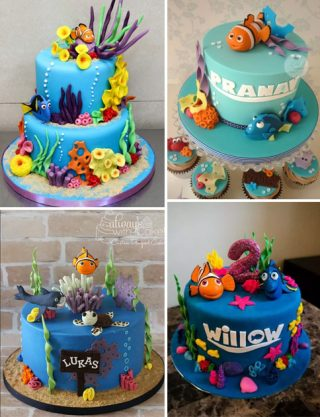 finding-dory-cakes-tortas