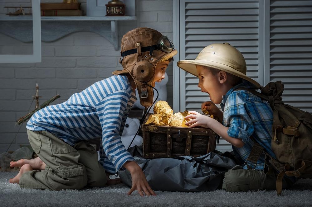 juegos-de-cumpleanos-para-ninos-tesoro