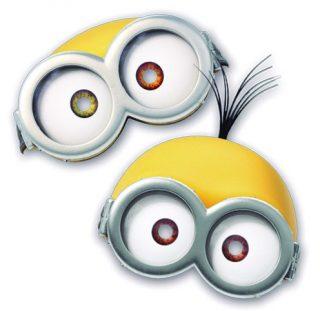 cotillon-minions-mascaras