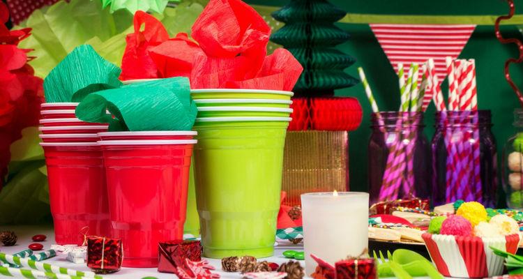 mesa-dulce-navidena-vasos
