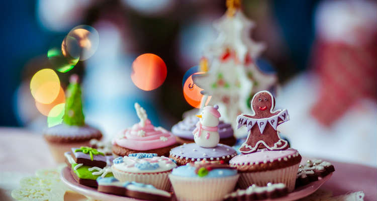 Cupcakes para cumpleaños ricos