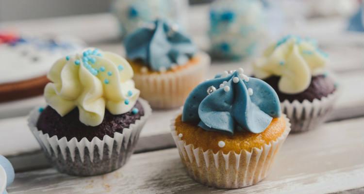 cupcakes para cumpleaños niños
