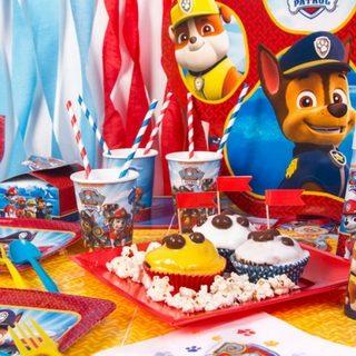 cotillon de cumpleaños paw patrol