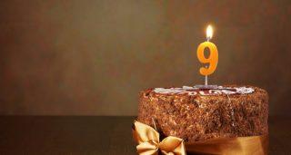 velas de cumpleaños con numeros