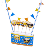 cotillon emoji decotorta
