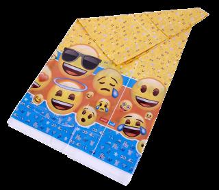 cotillon emoji mantel