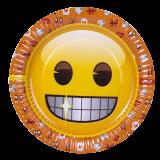 cotillon emoji platos
