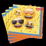 cotillon emoji servilletas