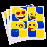 cotillon emoji servilletas con emoticones
