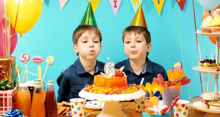 decoracion con globos cumpleaños niños