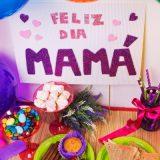 Cartel para el día de la madre