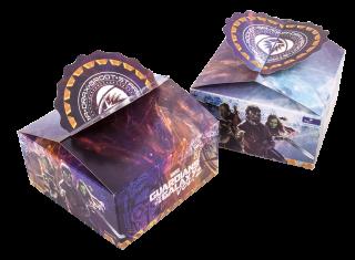 caja sorpresas cotillón guardianes de la galaxia