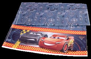 cumpleaños cars 3 mantel con diseño