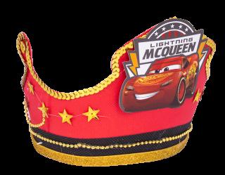 gorro festejado cumpleaños de cars 3