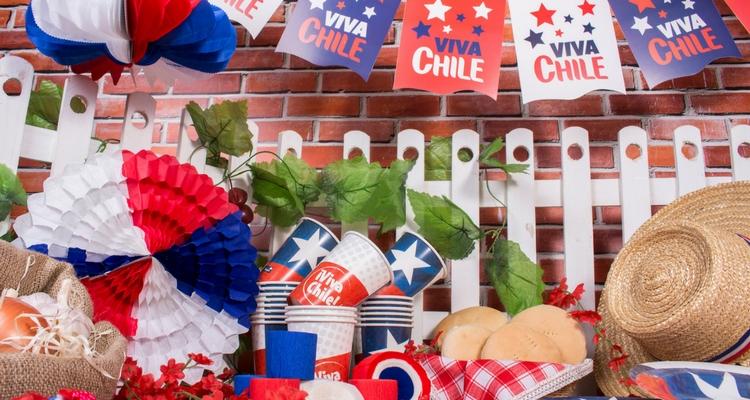 Decoraci n para fiestas patrias ideas perfectas para este for Decoracion hogar santiago chile