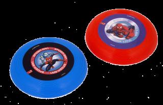sorpresas para cumpleaños infantiles fresbee spiderman