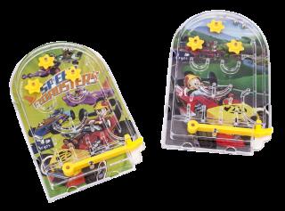 sorpresas para cumpleaños infantiles mini pinball