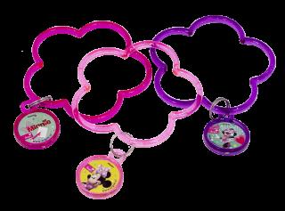sorpresas para cumpleaños infantiles pulseras minnie
