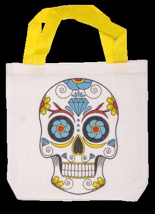 bolsa para dulces de tela ideas para halloween