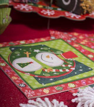 comprar adornos navideños servilletas
