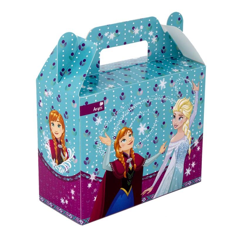 caja sorpresas de cumpleaños frozen