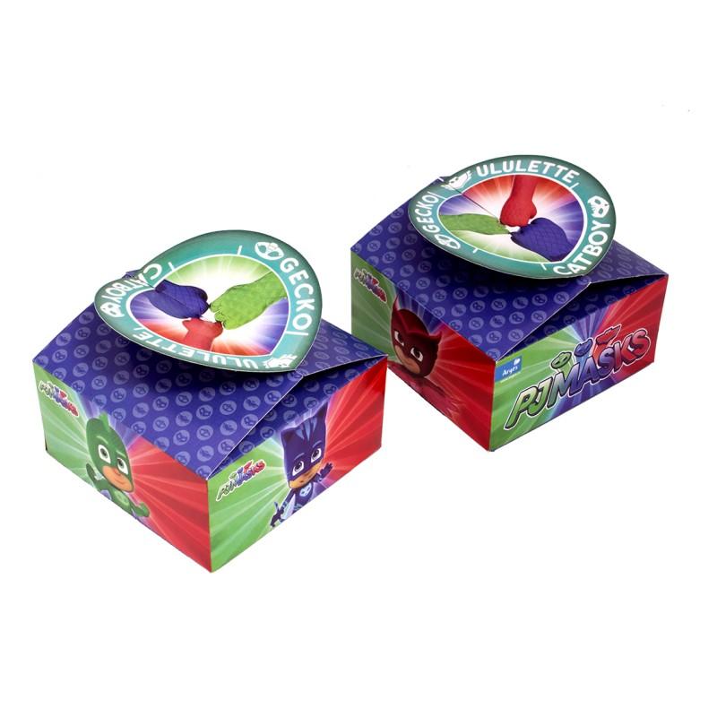 caja sorpresas de cumpleaños pj masks