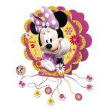 cumpleaños de minnie piñata 3d