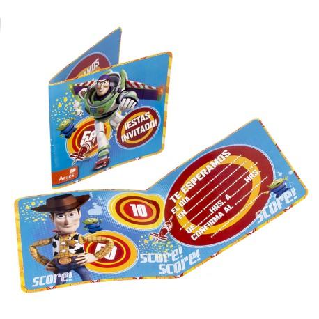 invitaciones de cumpleaños infantiles toy story