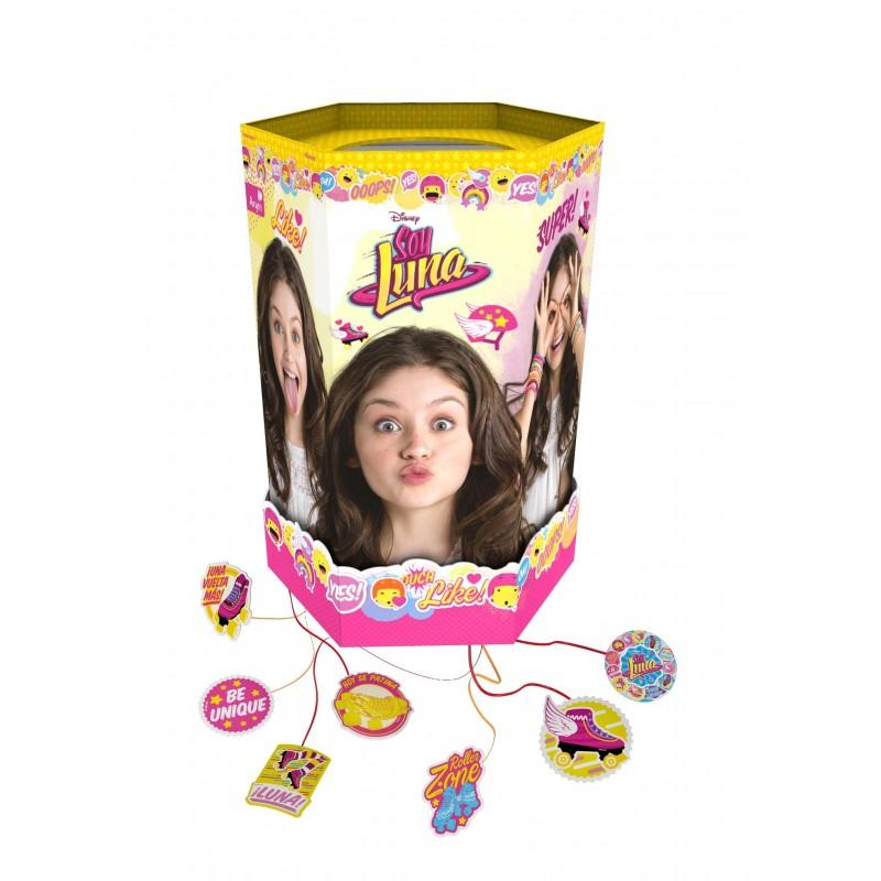 piñatas de cumpleaños soy luna