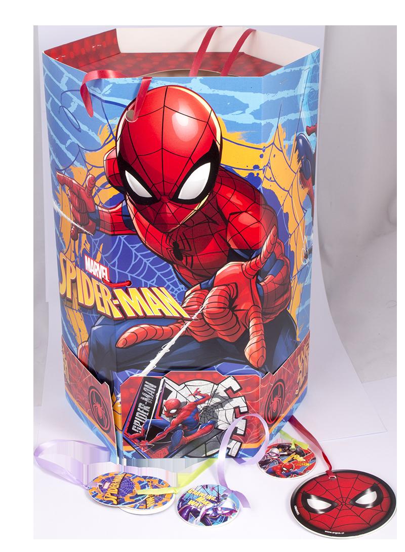 piñatas de cumpleaños spiderman