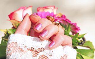 Uñas de Glitter