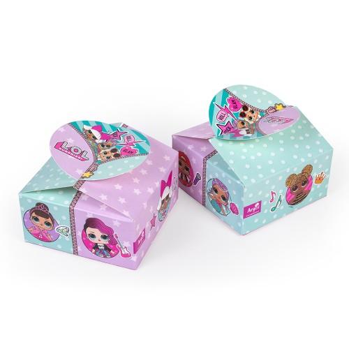 muñecas lol surprise caja de sorpresas