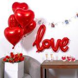 san valentin globos dia del amor 2020